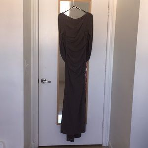 Long dress for night events
